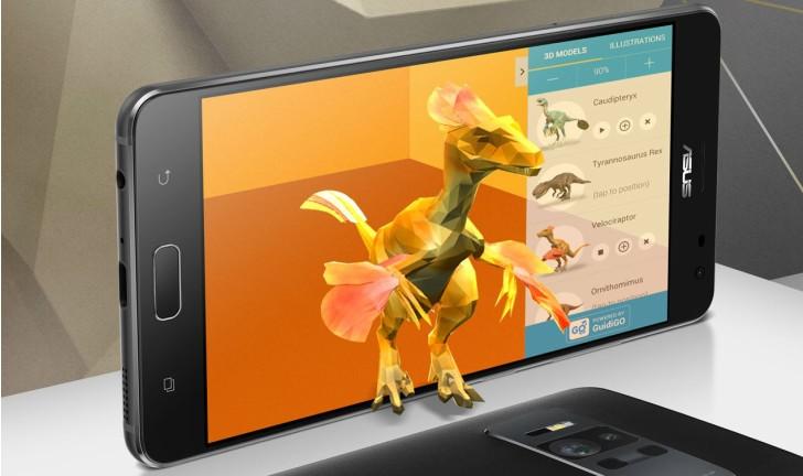 Lançamento Zenfone AR: novo smartphone da Asus é apresentado na CES 2017