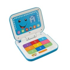 Laptop Infantil Fisher Price Novo Aprender e Brincar CFP19