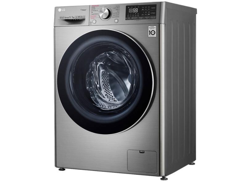 Lava e Seca LG 11kg Vivace VC3 CV7011TC4 Água Quente Economize Com Bondfaro