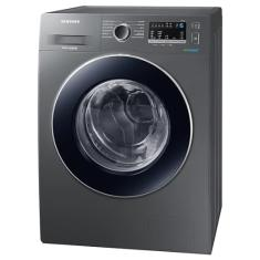 Lava e Seca Samsung 11kg Eco Bubble WD4000 WD11M4453J Inox Água Quente