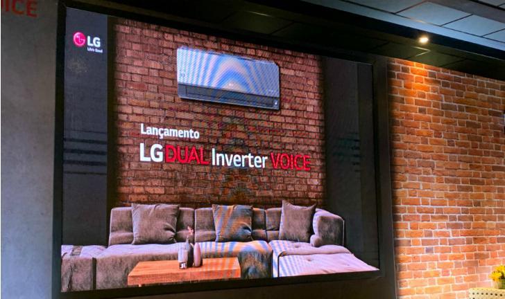 LG Dual Inverter Voice: novos aparelhos chegam com comando de voz