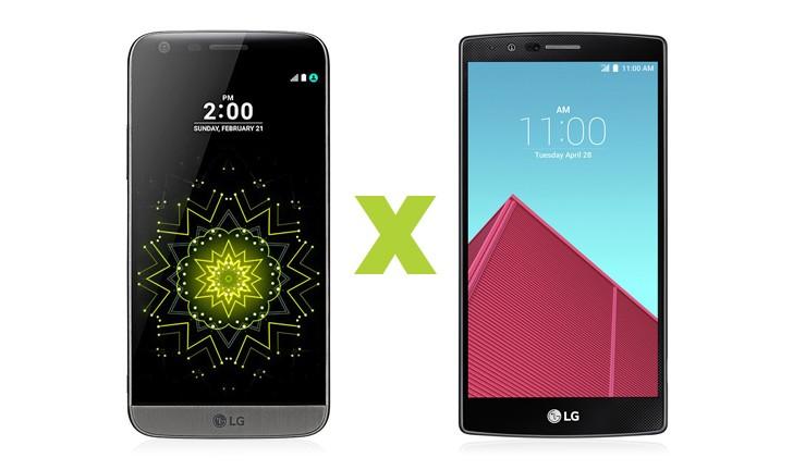 LG G5 SE vs LG G4: descubra a diferença entre os smartphones
