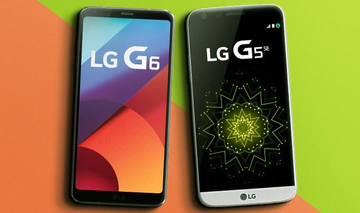 LG G6 vs LG G5 SE: veja o que mudou na nova versão