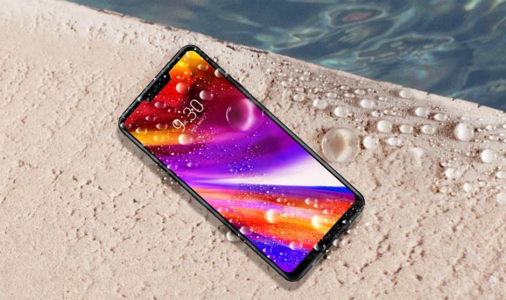 LG G7 One: LG anuncia seu primeiro celular com Android One