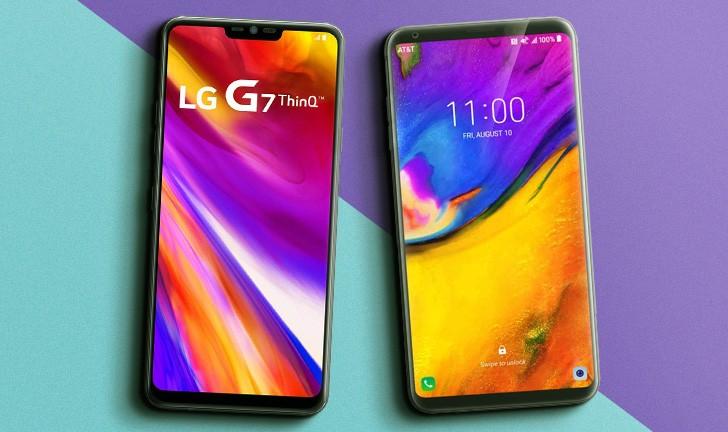 LG G7 ThinQ vs LG V35 ThinQ: qual o melhor top de linha?
