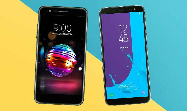 LG K11 Plus vs Galaxy J6: qual o melhor intermediário por menos de R$1.000