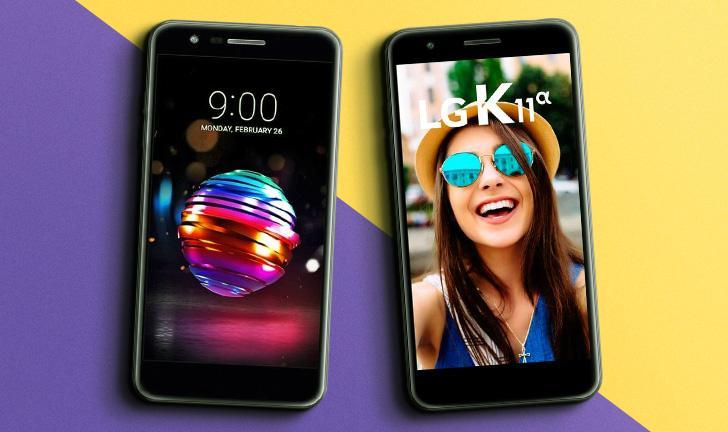 LG K11 Plus vs LG K11 Alpha: o que muda na ficha técnica dos celulares?