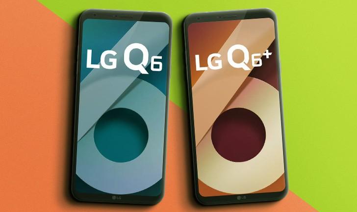 LG Q6 ou LG Q6 Plus: qual smartphone intermediário é o melhor?