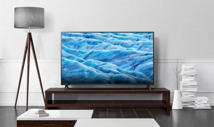 LG UM7300 é uma Smart TV para quem quer entrar no mundo das 4K