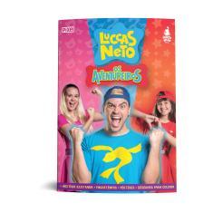 Lucas Neto em os aventureiros - Luccas Neto - 9788555461927