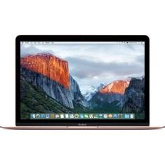 "Macbook Apple MNYM2 Intel Core m3 12"" 8GB SSD 256 GB Mac OS High Sierra Tela de Retina"