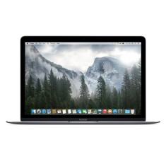 "Foto Macbook Apple MLHC2 Intel Core m5 12"" 8GB SSD 512 GB Mac OS X El Capitan Tela de Retina"