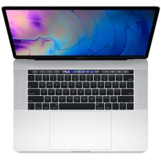 "Foto Macbook Pro Apple MR962 Intel Core i7 15,4"" 16GB SSD 256 GB Radeon 555X"