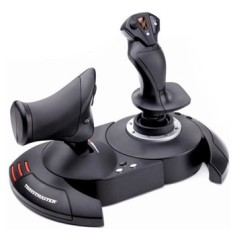 Foto Manche (Yokes) PC PS3 T.Flight Hotas X - Thrustmaster