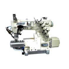 Máquina Costura Industrial Galoneira Eletrônica Refilador Ss-888-364-N600-Ast Sun Special
