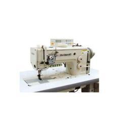 Máquina Costura Industrial Reta Transporte Triplo 1 Agulha Eletrônica TW1B898D2 Sun Special