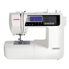 Máquina de Costura Doméstica 4120QDC - Janome