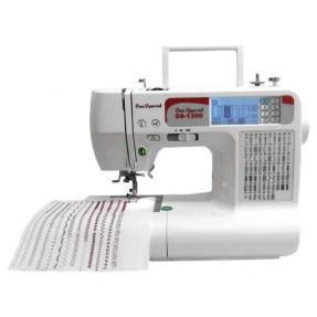 Máquina de Costura Doméstica Bordado Reta SS1300 - Sun Special