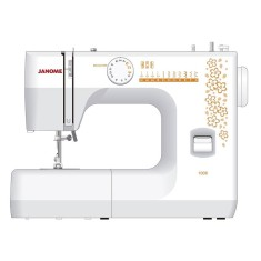 Máquina de Costura Doméstica Reta 1006 - Janome