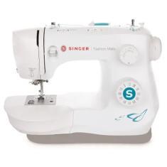 Máquina de Costura Doméstica Reta Fashion Mate 3342 - Singer
