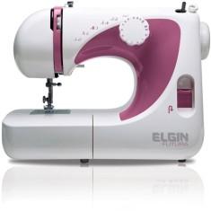 Máquina de Costura Doméstica Reta Futura JX2040 - Elgin