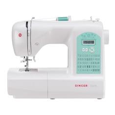 Máquina de Costura Doméstica Reta Overloque Starlet 6660 - Singer