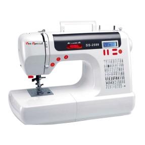 Máquina de Costura Doméstica Reta Sun Quilt SS 2599 - Sun Special