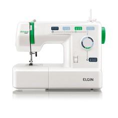 Máquina de Costura Doméstica Ziguezague Decora Mais JX 2011 - Elgin