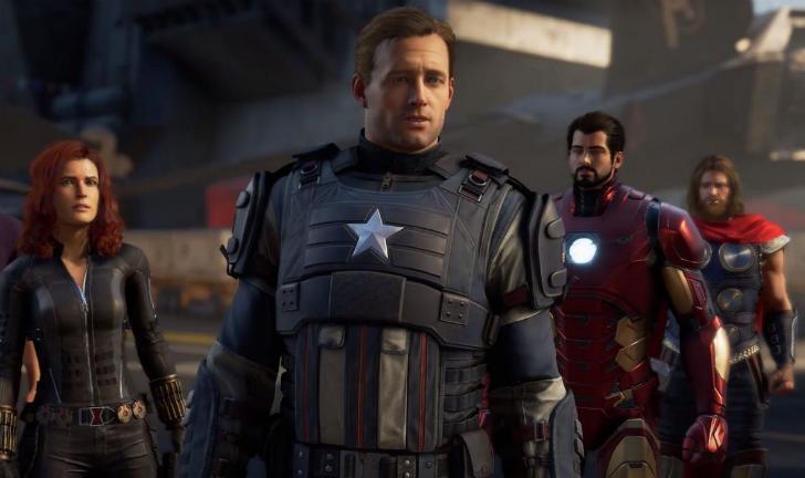 Marvel's Avengers tem lançamento marcado para 15 de maio