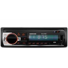 Media Receiver Hurricane HR-425 BT USB Bluetooth Viva Voz