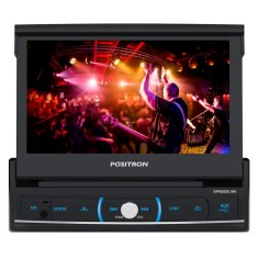 "Foto Media Receiver Pósitron 7 "" SP6520 LINK Touchscreen Bluetooth"