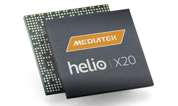 MediaTek desenvolve o primeiro processador de celular com 10 núcleos!