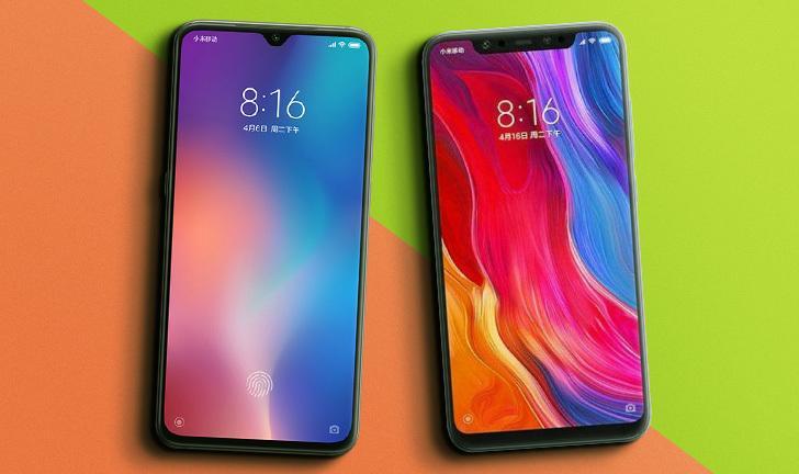 Mi 9 vs Mi 8: o novo smartphone da Xiaomi supera seu antecessor?
