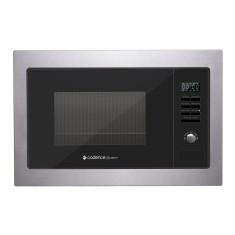 Micro-ondas de Embutir Cadence Gourmet 25 Litros MIC300 Inox