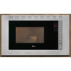 Micro-ondas de Embutir Fischer 25 Litros Fit Line 25873-5617 Inox