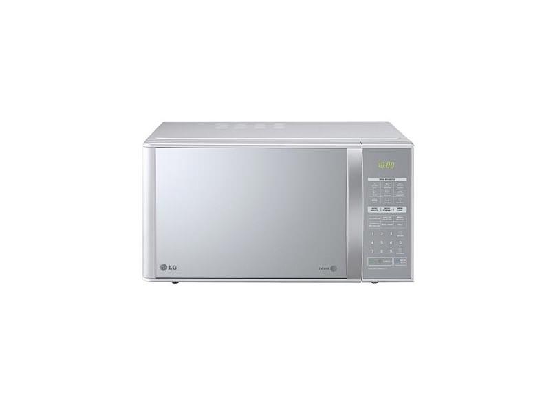 f40afd33e Micro-ondas LG EasyClean MH7053R 30 l