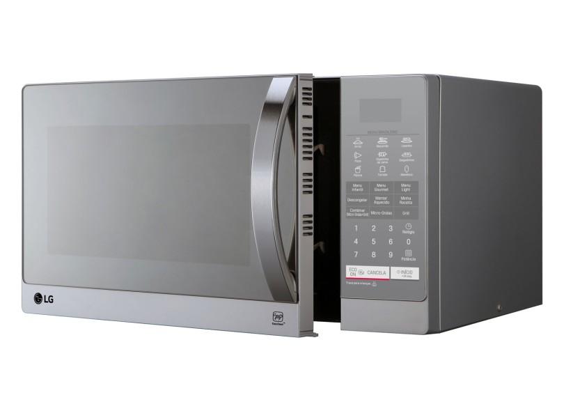 52b24fe4f Micro-ondas LG EasyClean MH7057Q 30 l