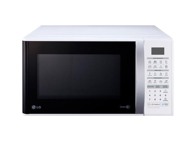 cd0db4435 Micro-ondas LG EasyClean MS3052R 30 l