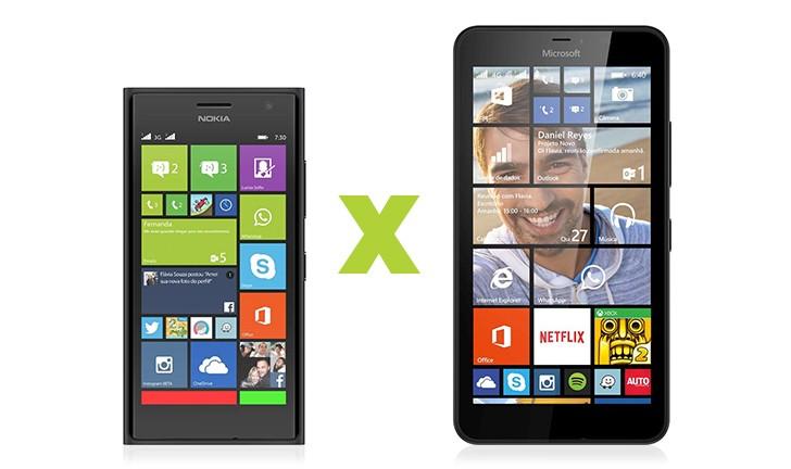 Microsoft Lumia 640 XL ou Nokia Lumia 730: qual o melhor Lumia?