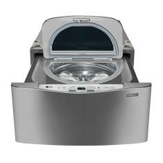 Mini Lavadora LG 2,5kg TwinWash WD100CV Água Quente