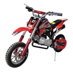 Mini Moto Cross Motor Mono Cilindro 2 Tempos 49CC Fun