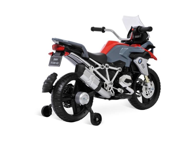 Mini Moto Elétrica Bmw Gs 2622 Bandeirante