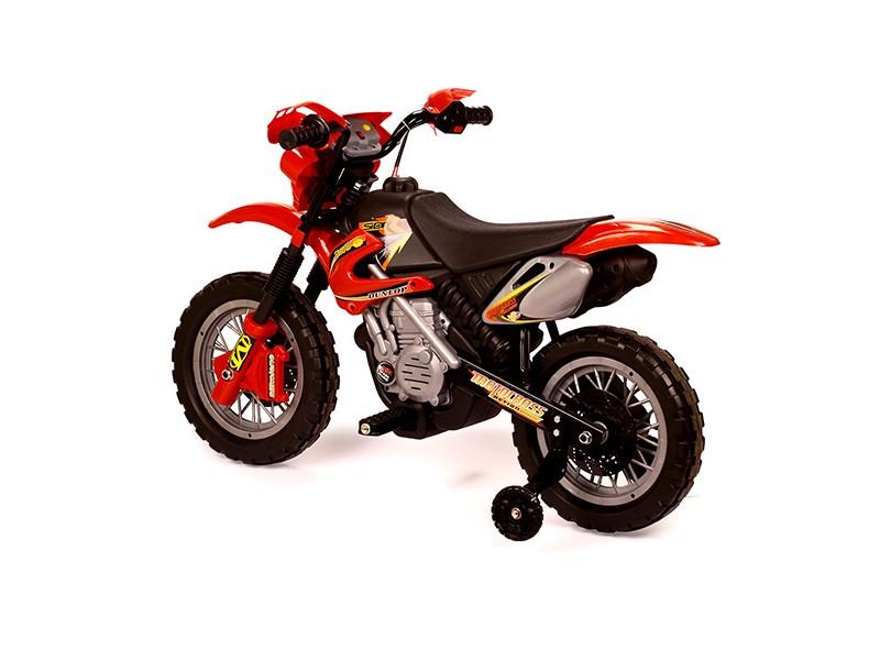 Mini Moto Elétrica Motocross Homeplay