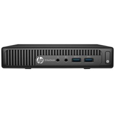 Mini PC HP EliteDesk 705 G3 AMD PRO A10 9700 4 GB 256 Windows 10 3,50 GHz