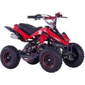 Mini Quadriciclo ATV BK-502 Motor Mono Cilindro 2 Tempos 49CC Bull Motors