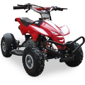 Mini Quadriciclo Dino Motor Mono Cilindro 2 Tempos 49CC Barzi Motors