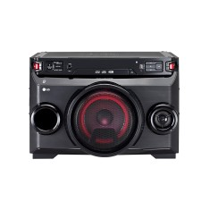 Mini System LG X Boom Festa OM4560 200 Watts Karaokê Ripping Bluetooth USB