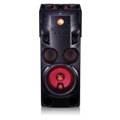 Mini System LG X Boom Festa OM7560 1.000 Watts Karaokê Bluetooth USB
