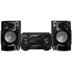 Mini System Panasonic SC-AKX220LBK 450 Watts Ripping USB Bluetooth