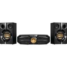 Foto Mini System Philips FX20X 240 Watts Ripping Bluetooth NFC USB